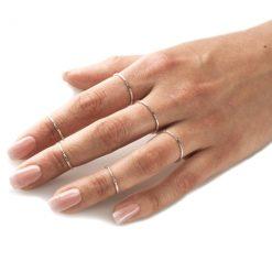 diamond cut on hand